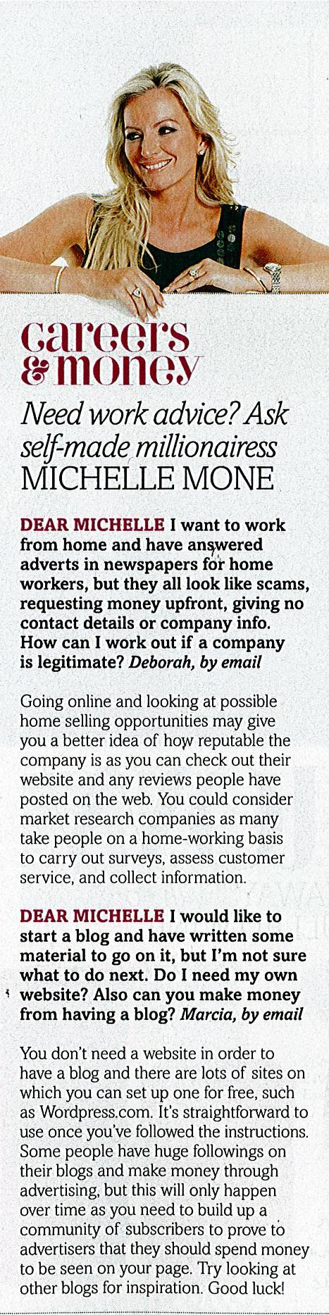FabulousMichelle-Mone-Advice-Column-Sat14thDec2012