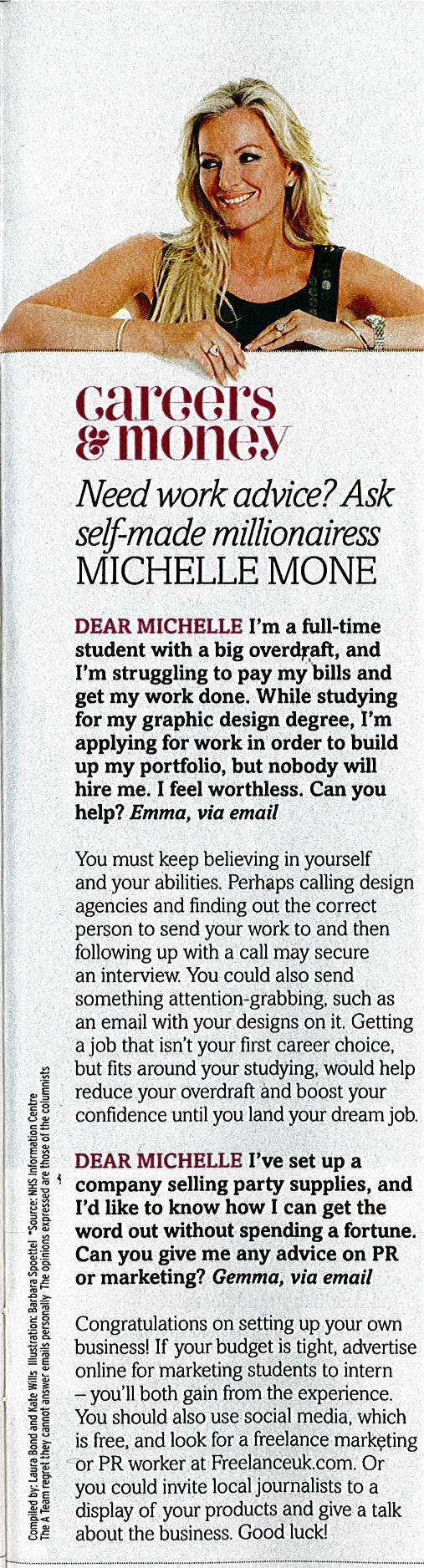 FabulousMichelle-Mone-Advice-Column-Sat21stJanc2012