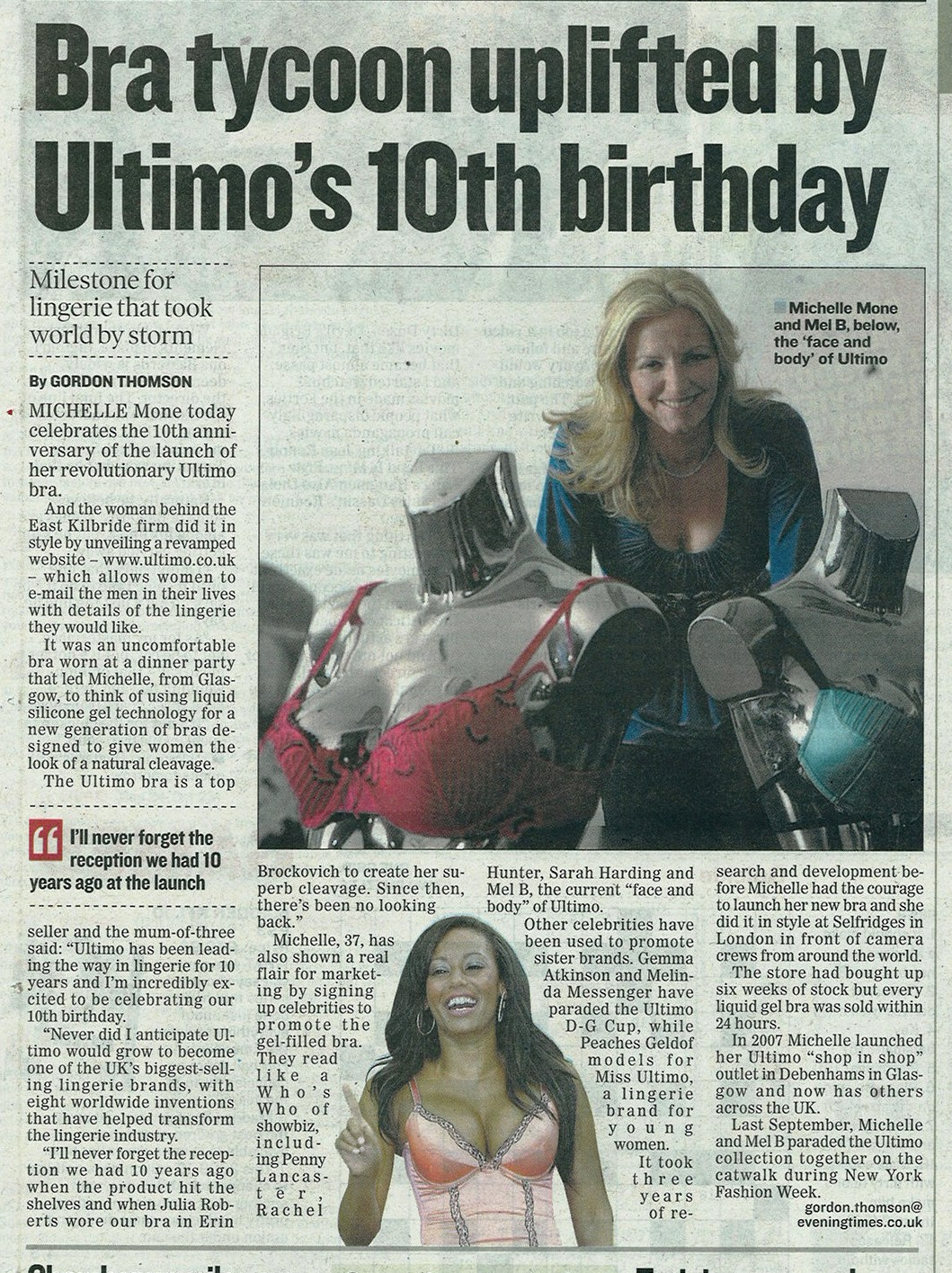 Evening-Times_Ultimo-10th-Birthday-Aug20th09