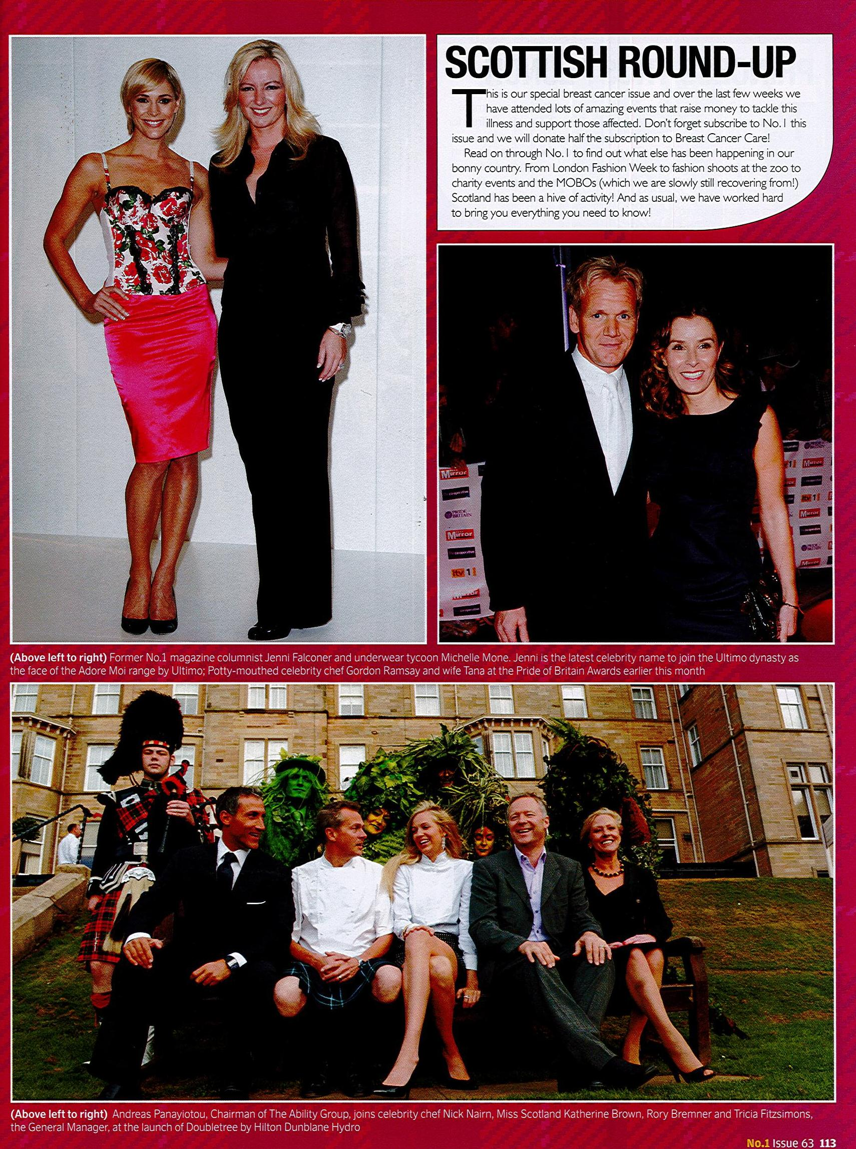 No-1-Magazine_Michelle-Jenni-Falconer-Oct16thIssue