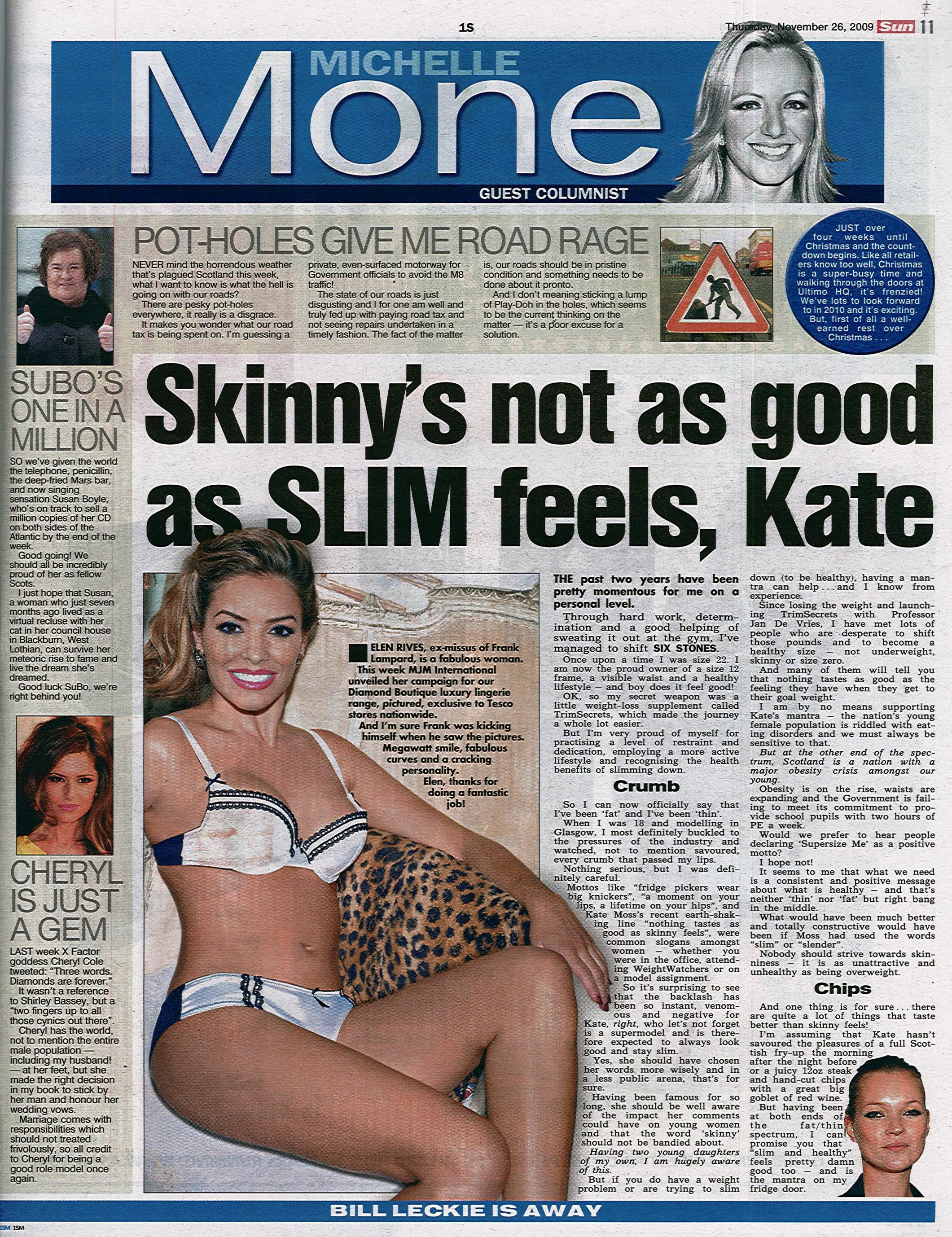 The-Sun_Michelle-Mone-Column-Thu26thNov09