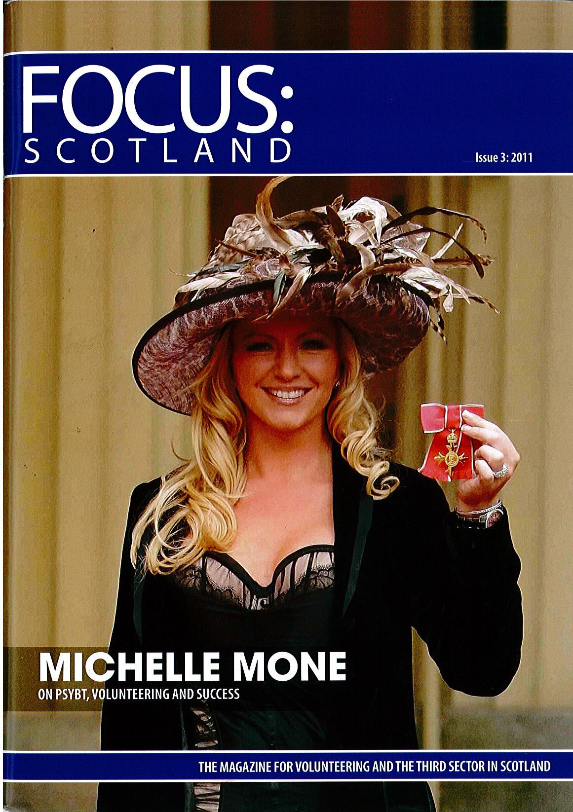 FocusScotland_Michellefrontpage-Wed7thSept2011