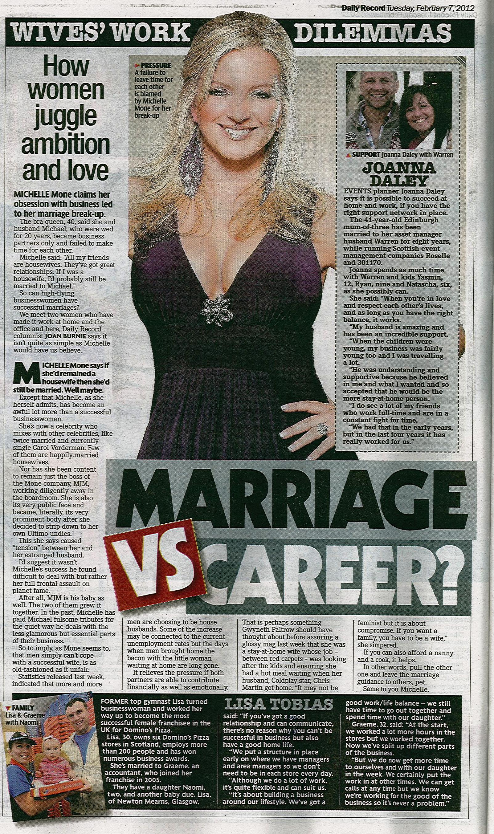 DailyRecord-Michelle-Mone-Tues7thFeb2012