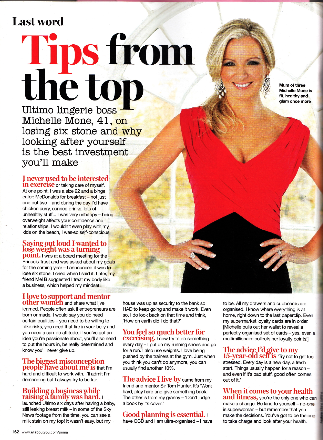 Prima-Feel-Good-Special-September-2012-Michelle-Mone-interview