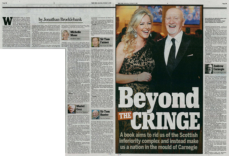 Scottish-Daily-MailMichelleMone-Saturday6thOctober2012