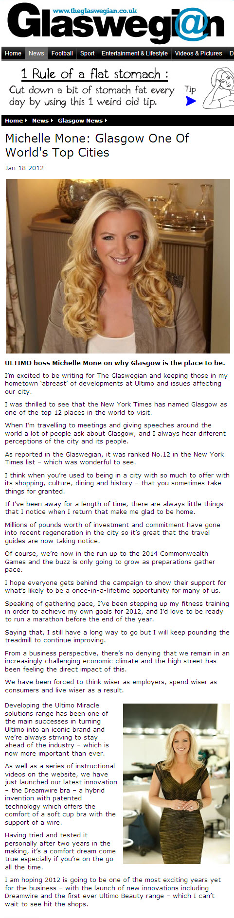The-Glaswegian-Michelle-Mone-Wed18thJan2012