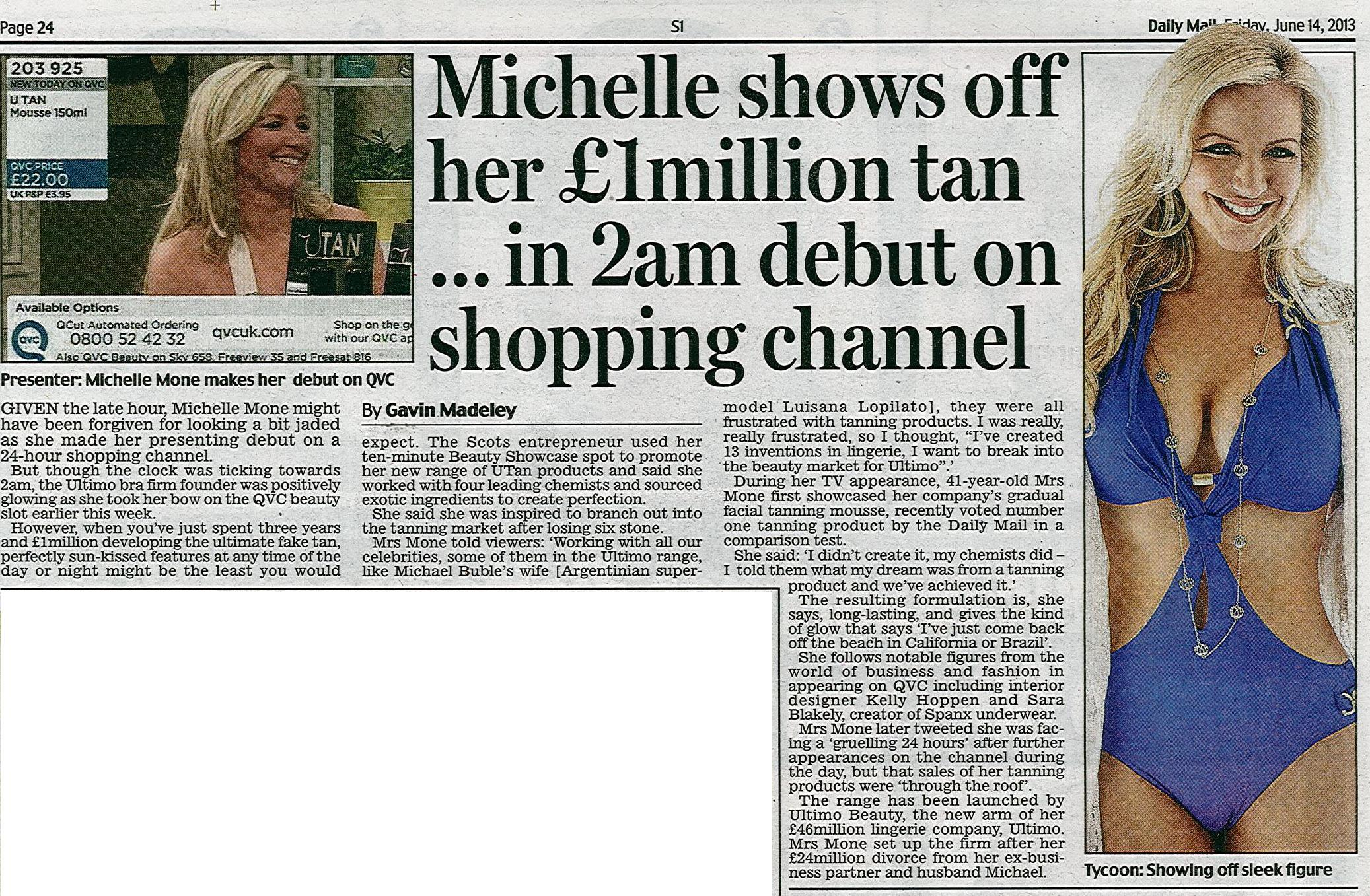 Daily-Mail-Michelle-Mone-Friday14thJune2013