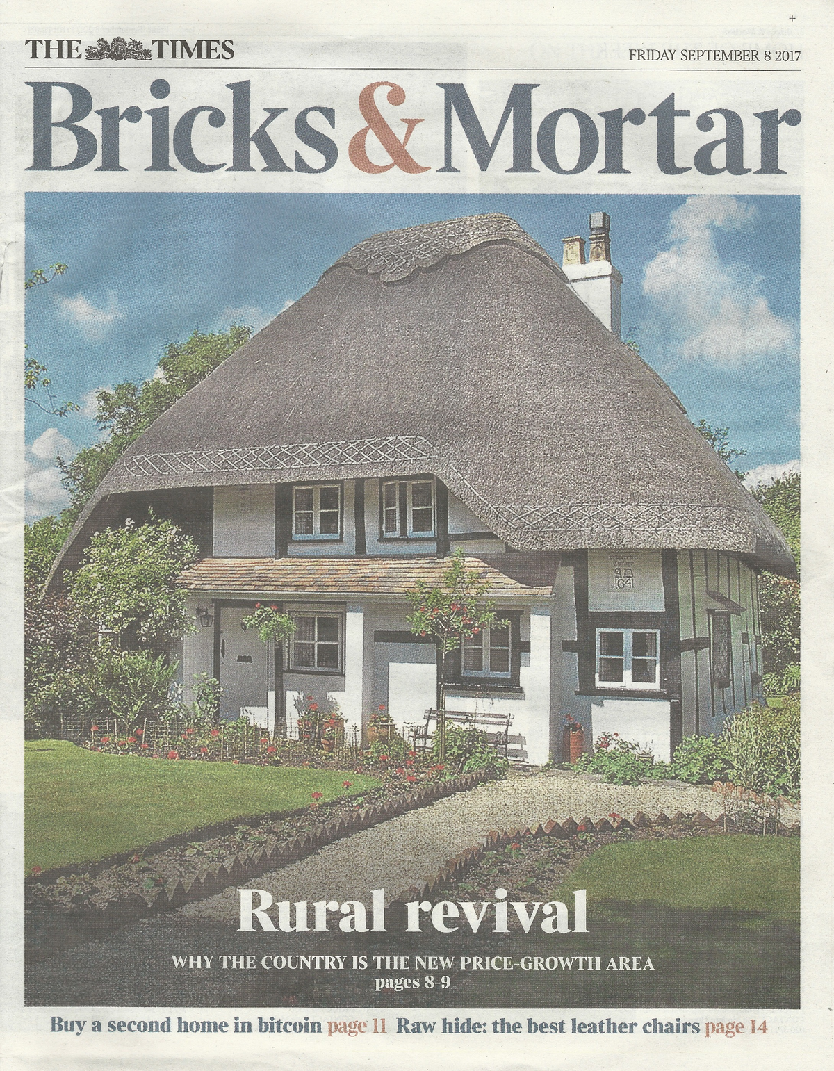 08.09.17 - The Times Bricks & Mortar cover